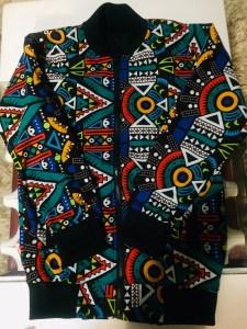 Afrikaiswoke.com African Print Jackets