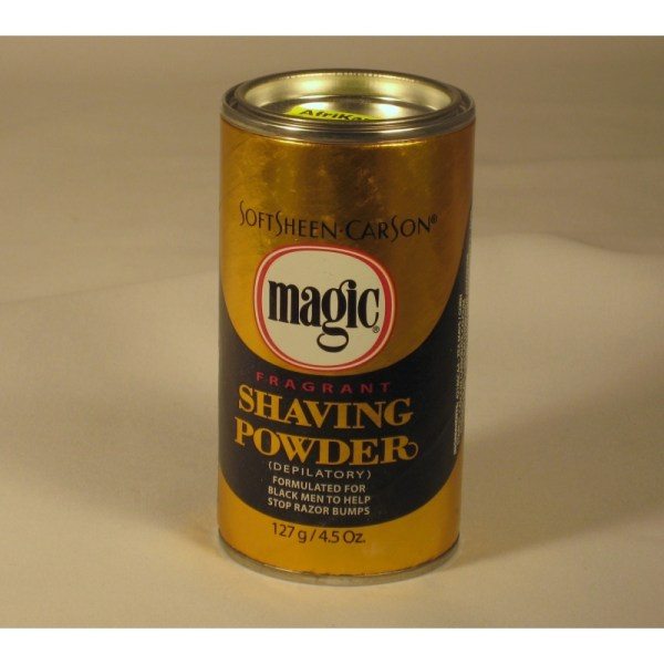 Gold Magic Shaving Powder