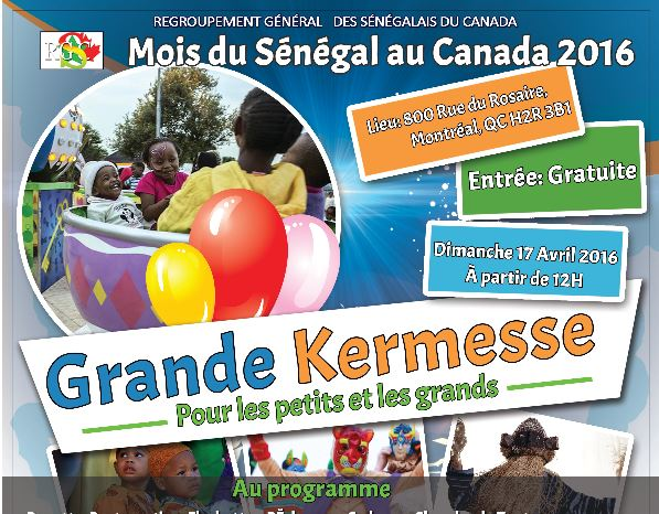 Kermesse-Sénégal