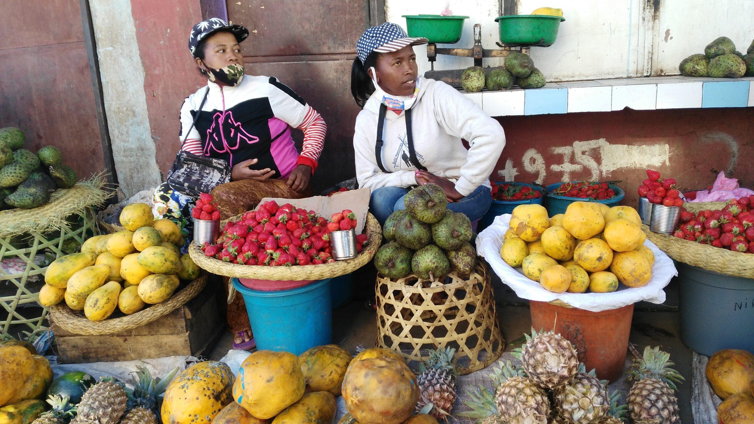 vendeuses-Madagascar