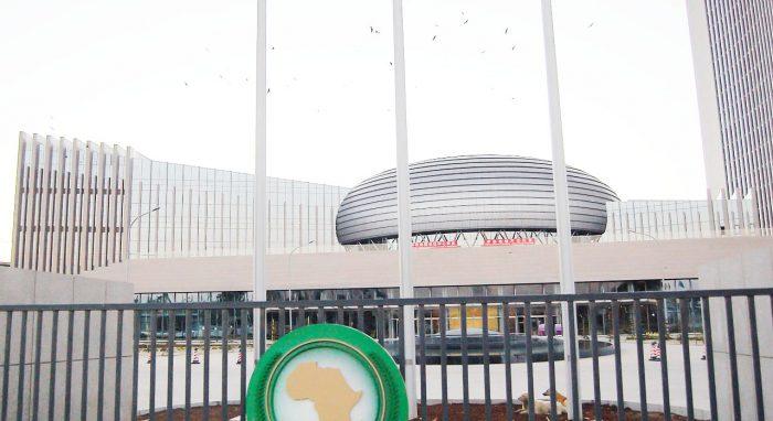 Siège de la  Commission africaine. Photo : DR