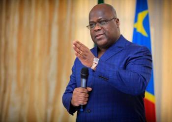 Le président Félix Tshisekedi Antoine de la RDC. photo: Gouv.RDC