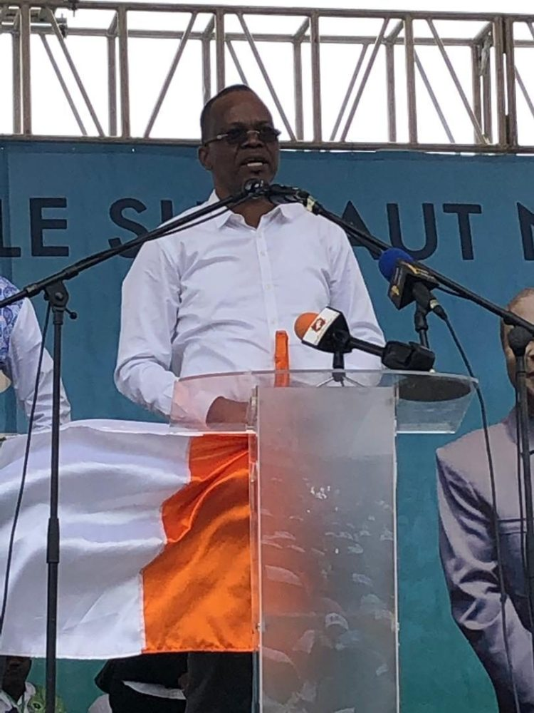 Alain Lobognon, député. photo: Afrikipresse