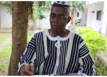 Jean Pierre Sanga, coordonnateur associé RHDP dans le Guemon