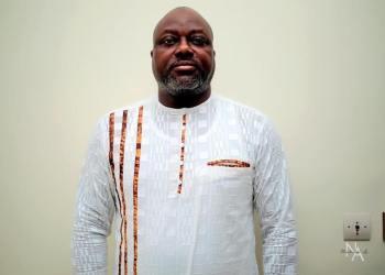 Wakili Alafé,Directeur de l'Intelligent d'Abidjan, quotidien indépendant ivoirien