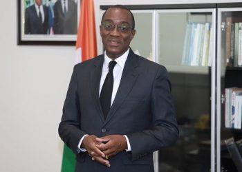Claude Sahy, ambassadeur et consultant politique photo: afrikipresse