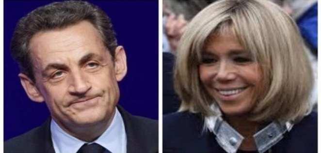 Brigitte macron-les confidences surprising-de-Nicolas-Sarkozy