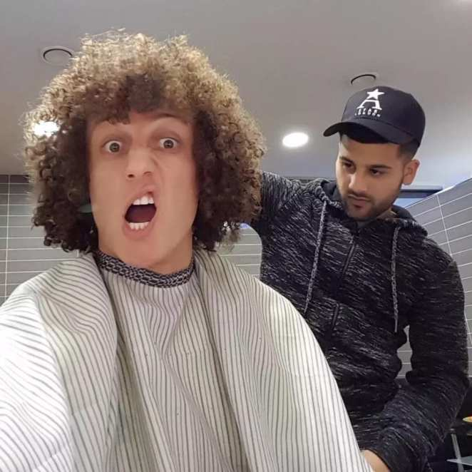 Discover Ahmed Alsanawi, the hairdresser of the superstars of the Premier League (photos)