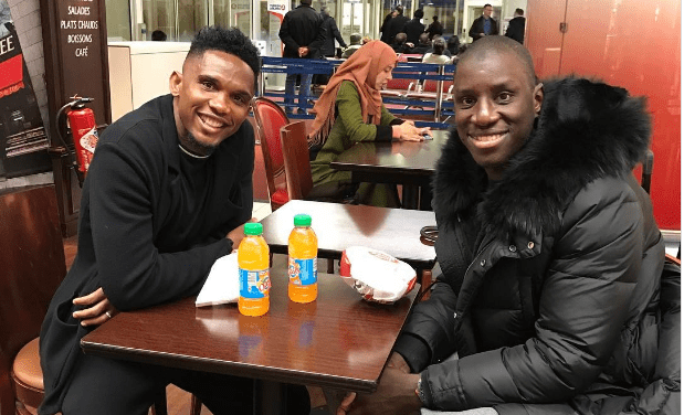 Samuel Eto'o reveals the African player he likes the most (photo)