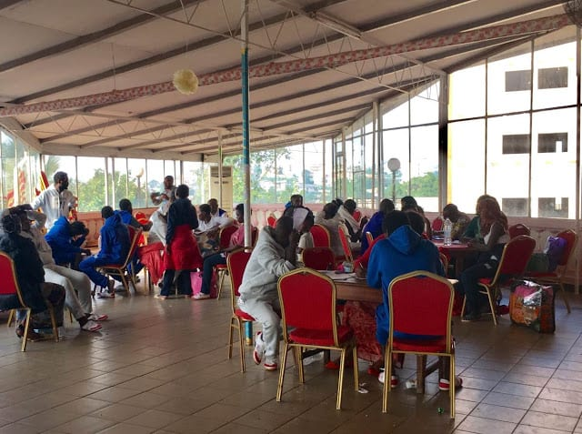 Nigerians and Ghanaians Run Slave Camps in Libya, says Cameroonian returnee