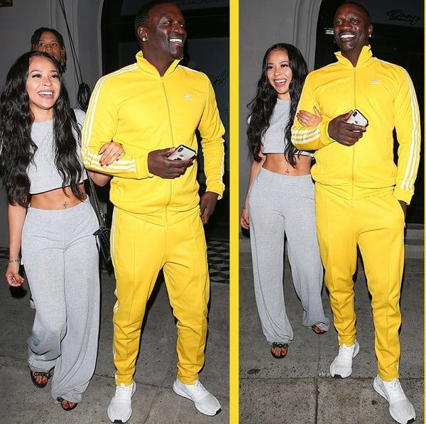 Potins: Akon serait fiancé à sa cinquième futur épouse: PHOTOS