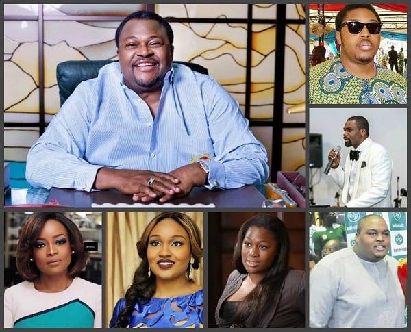 Découvrez en photos les enfants des hommes noirs les plus riches au monde