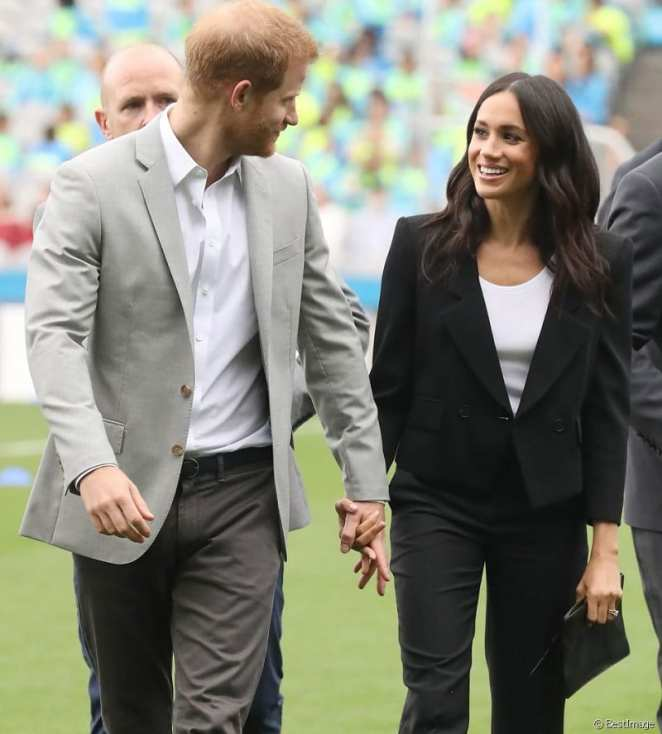 People: Prince Harry forbids Meghan to wear this kind of outfit ... (Photo)