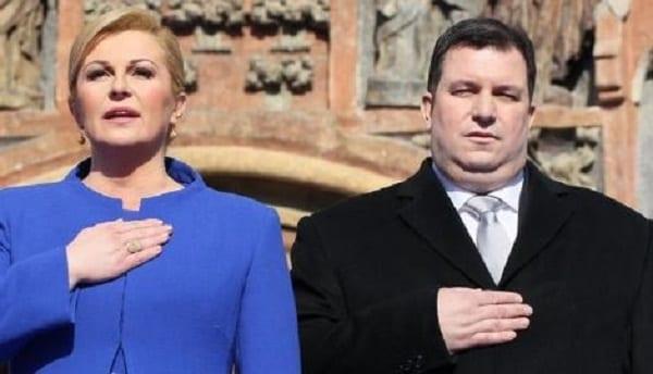 Croatia: Discover the family of the glamorous president, Kolinda Kitarovic