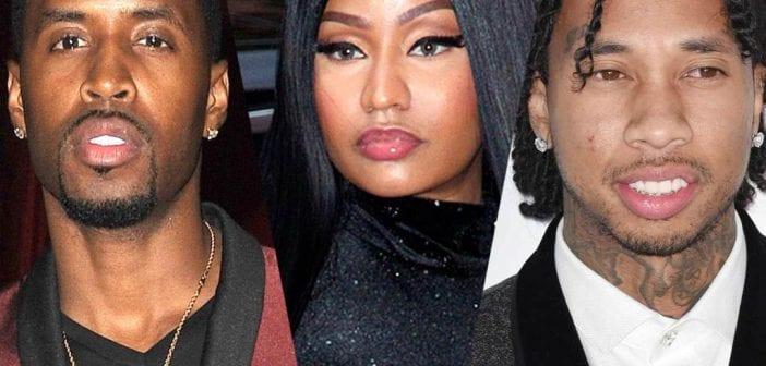 People: Nicki Minaj fait une troublante révélation sur Tyga. Le rappeur réagit!