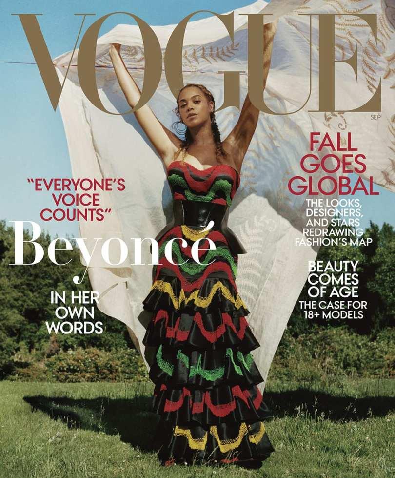 People: Beyoncé fait de nouvelles révélations sur sa grossesse et son corps (photos)