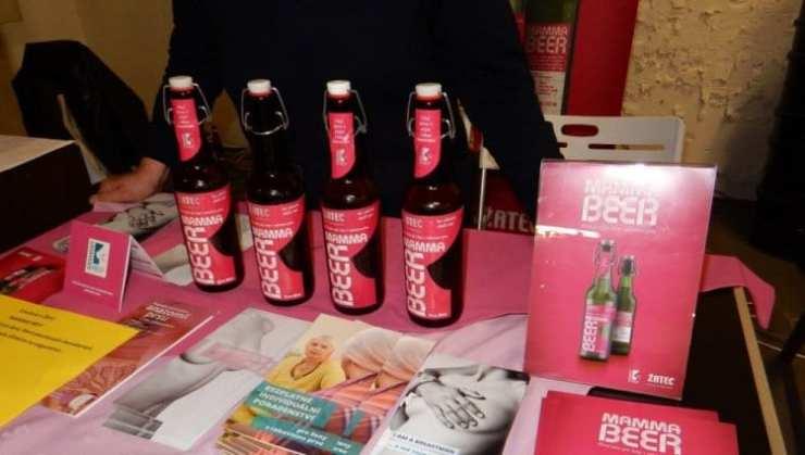 Mamma Beer, la bière développée spécifiquement pour les patients atteints de cancer