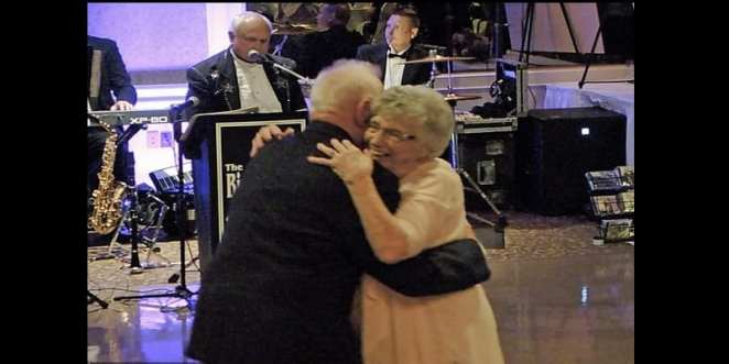 United States: 93-year-old woman marries her 86-year-old lover (photos)