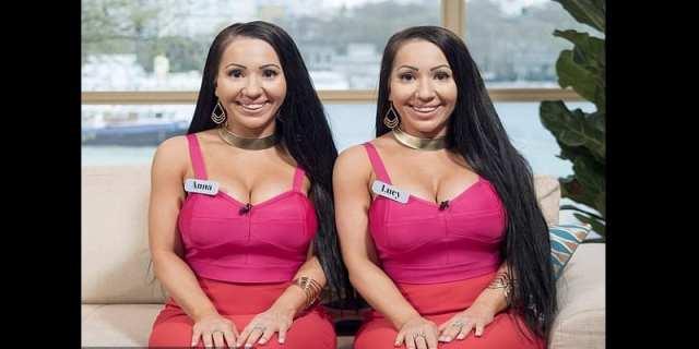 Les jumelles les plus identiques au monde désespérées d'épouser leur petit ami commun (photos)