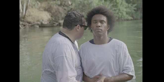 Chelsea: Willian Borges Da Silva is baptized in the Jordan in Israel (photos)