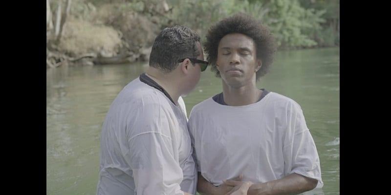 Chelsea : Willian Borges Da Silva se fait baptiser dans le Jourdain en Israël (photos)