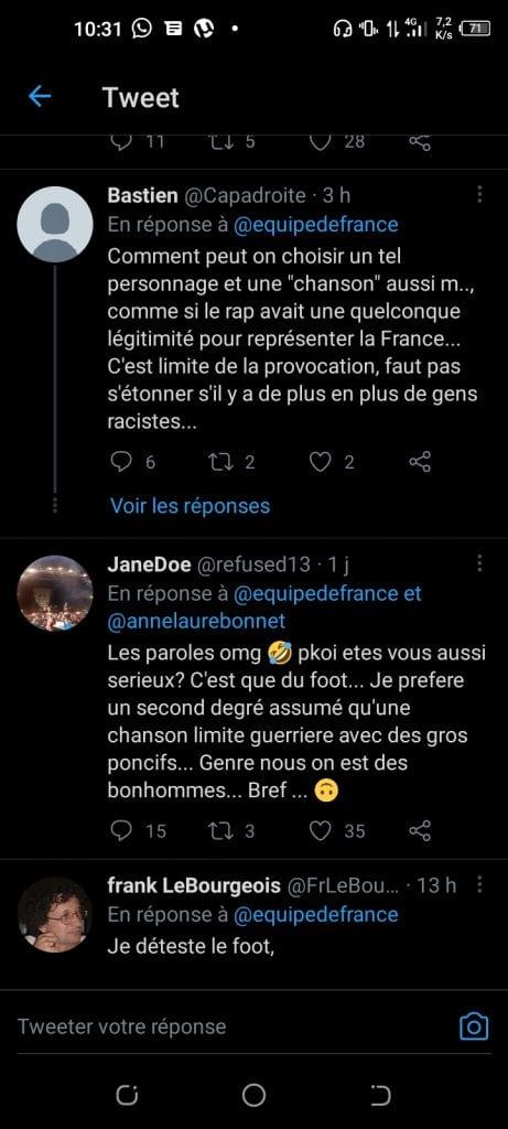 France: Youssoupha pointé du doigt après le choix de la FFF pour l'hymne national bleus à l'Euro 2021