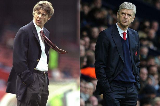 Photo of Arsenal: When Wenger arrived in 1996, here are some coaches today