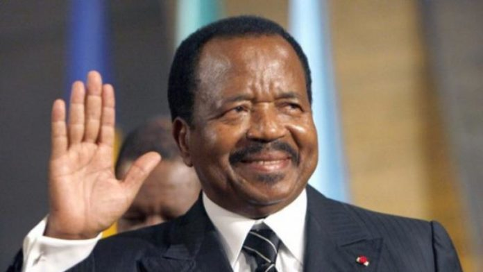 Photo of 7th term: Paul Biya sworn in on Tuesday as president of Cameroon