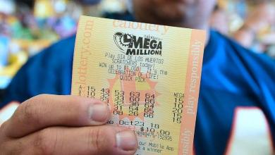 Photo of Winning numbers largest lottery draw have ever been known