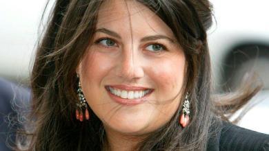 "Photo of Monica Lewinsky: ""I had to lie to Bill Clinton"""