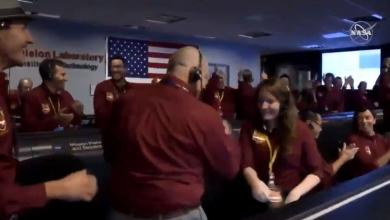 Photo of This joyful dance from NASA scientists goes viral [Video]