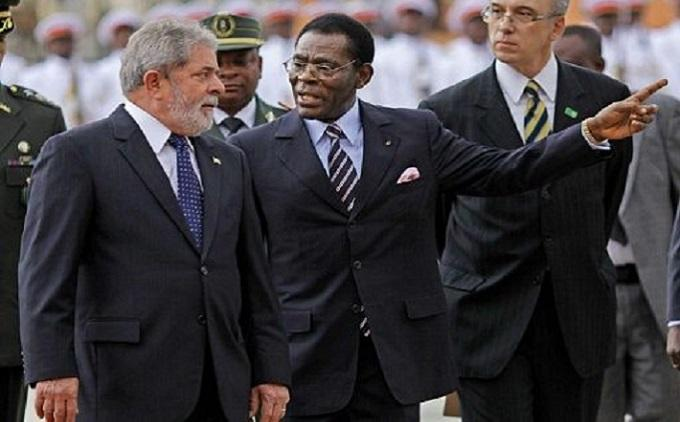Photo of Corruption charges: Lula-Obiang relations peeled by Brazil
