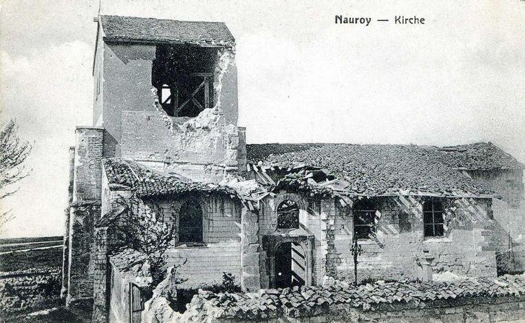 Photo of 24 villages were wiped out during the Great War but never rebuilt
