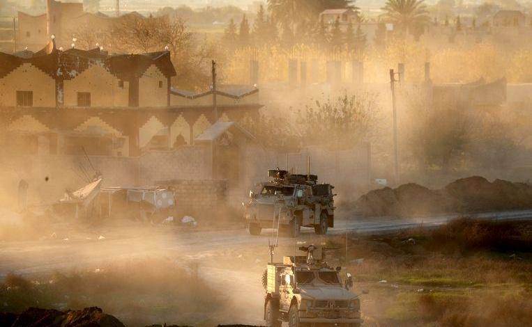 Photo of Kurds conquer last city in former IS caliphate