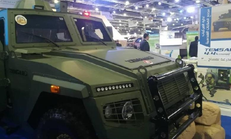 Photo of Egypt shows muscles by unveiling its own armored vehicle[Photos]