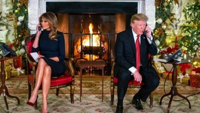 """Photo of Trump ruined the magic for a boy waiting for Santa: """"you still believe in Santa?"""""""