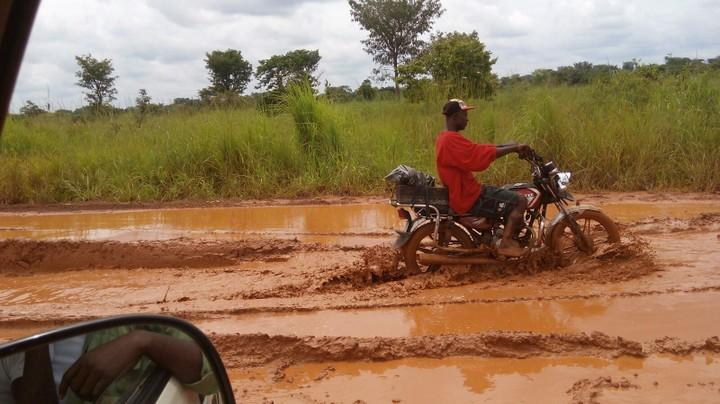 Photo of Africa has the worst roads in the world