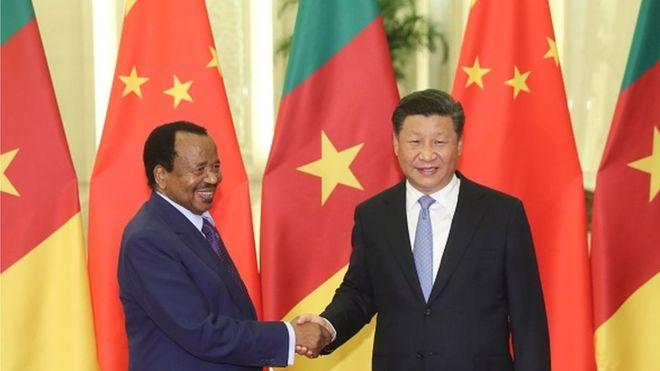 Photo of China cancels Cameroon debt of 41.5 billion CFA francs