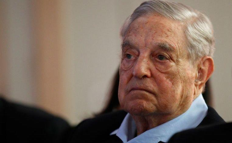 """Photo of George Soros to China: """"Dangerous enemy of the democratic society"""""""