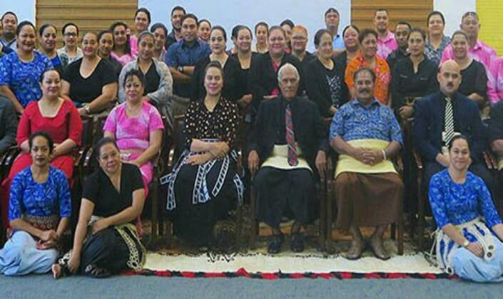 Photo of Prime Minister Tonga calls on female officials to marry
