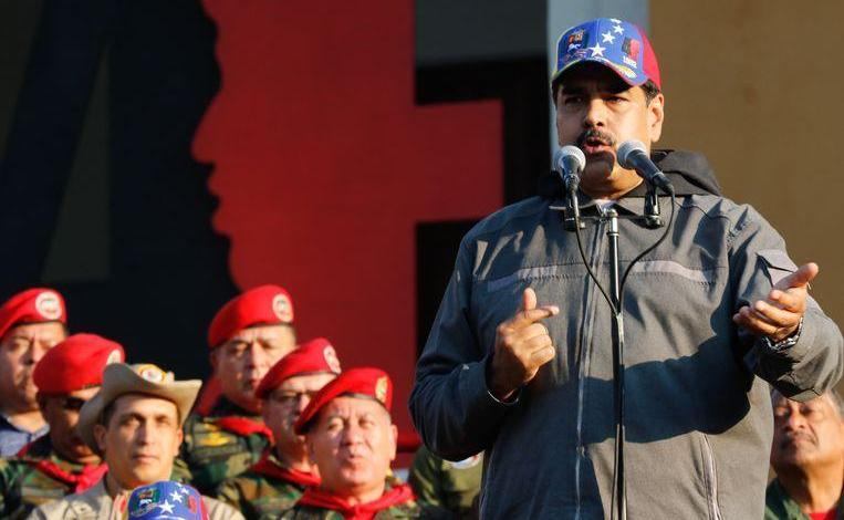 "Photo of Maduro rejects Aid: ""Imperialism only makes dead"""