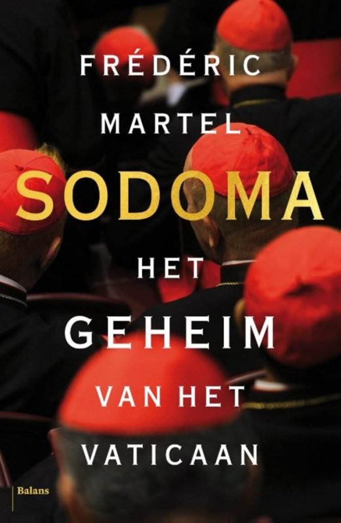"""""""80% of priests in the Vatican are homosexual,"""" says a new explosive book"""