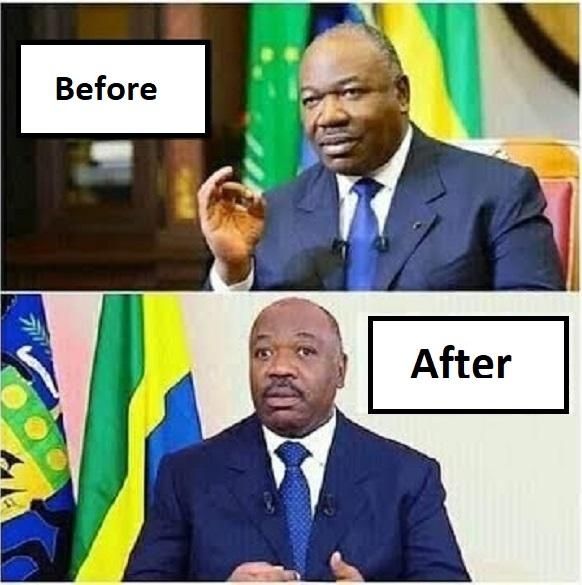 Is Ali Bongo cloned? The Gabonese Presidency reacts!