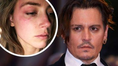 Photo of Johnny Depp vs Amber Heard: high-profile photos both try to prove themselves right