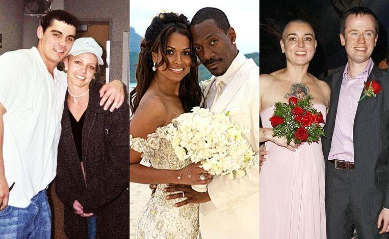 Photo of Divorced after 6 hours: these are shortest marriages of celebrities