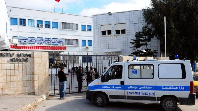 Photo of 11 babies died in a maternity hospital in Tunisia