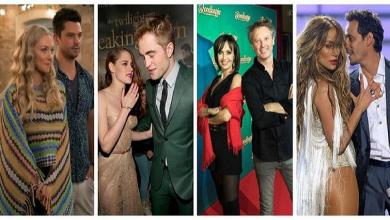 Photo of But these ten famous exes still had to work together