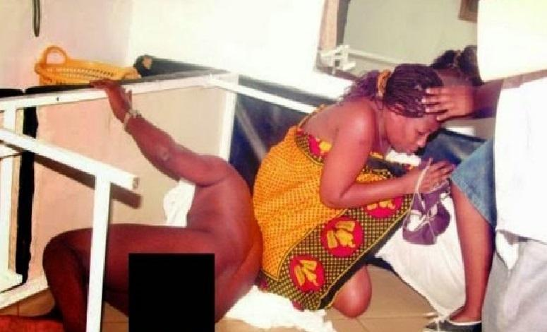 Photo of I caught pastor drilling my wife under the table – Husband