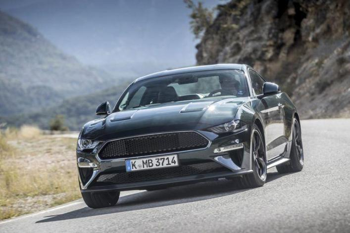 Ford Mustang: the most sold sports coupe in the world