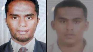 Photo of Inshaf and Ilham, rich brothers that blew themselves in Sri Lanka